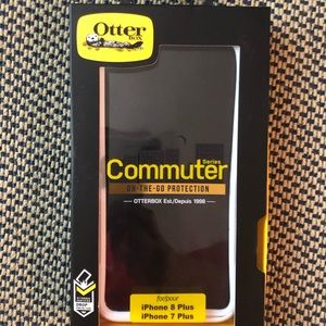 Brand new otter box iPhone 7/8 plus case